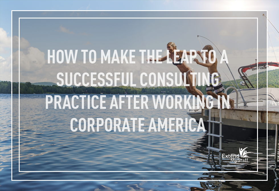 How to Leap Into Business Consulting After Working in Corporate